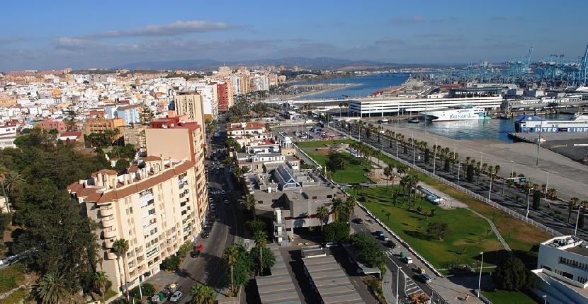 Algeciras Historia Y Su Puerto Marítimo Cádiz